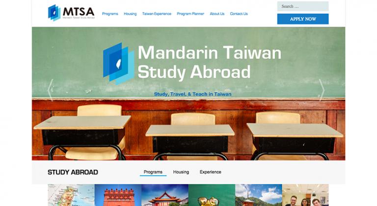 MTSA Website Project